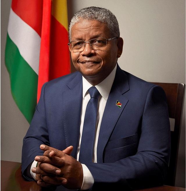 Seychelles' President travelling to Austria for Schwarzenegger Climate Initiative