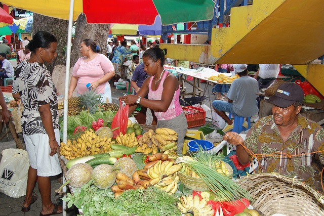 Food costs in Seychelles up 19 percent due to decrease in production, shipping strains, Central Bank says