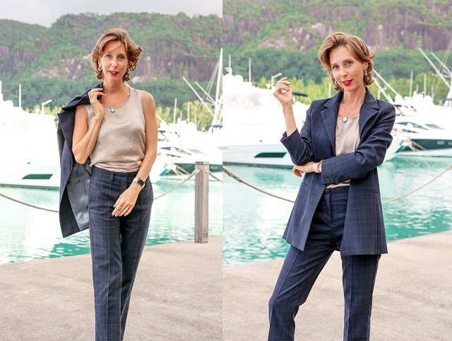Is posing for pictures stressful? Photogenicity trainer visiting Seychelles shares tips for better pics