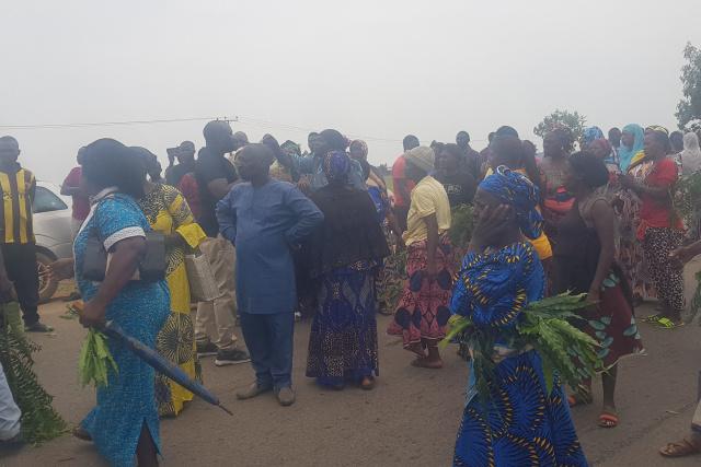 Gunmen abduct 140 school students in northwest Nigeria