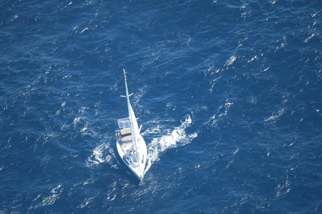Seychelles Coast Guard rescues 2 Danish nationals in adverse weather conditions