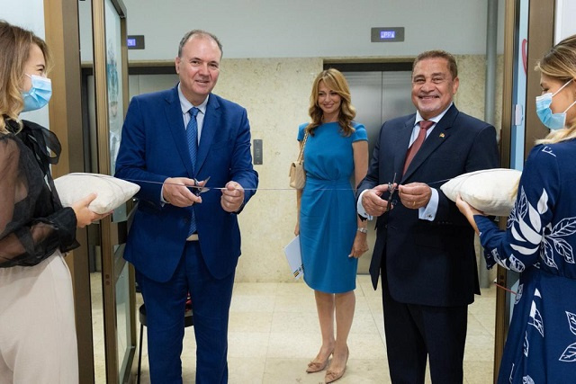 Seychelles inaugurates Croatia consulate, opening door to Zagreb University's medical programme