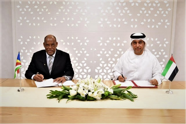 Seychelles and UAE sign agreement to boost trade, strengthen border control