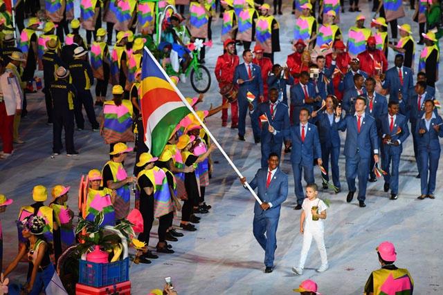 5 athlètes des Seyhelles participeront aux Jeux Olympiques de Tokyo ce mois-ci