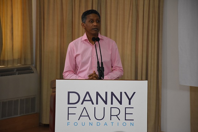 Interview: Danny Faure Foundation seeks a just, equitable and sustainable society