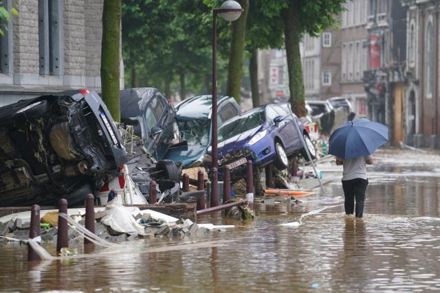 At least 68 dead in Germany, Belgium as storms ravage Europe
