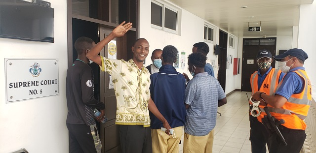 La Cour suprême des Seychelles acquitte 5 Somaliens, citant le manque de preuve pour piraterie