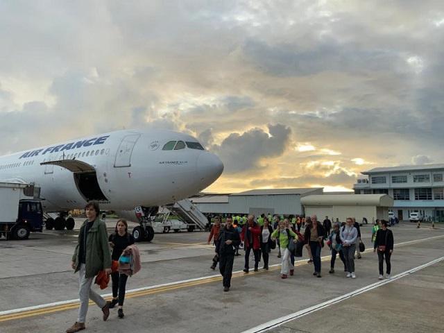 Les Seychelles saluent la décision de la France d'assouplir les restrictions de voyage.