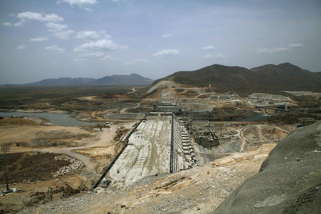 Ethiopie: le Grand barrage de la Renaissance prêt à fonctionner
