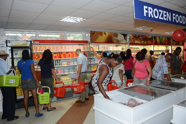 Seychelles Trading Co. says delivery delays won't affect prices or available supplies