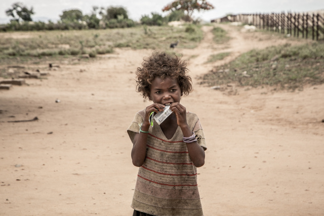 'Nothing left' for people in famine-struck southern Madagascar