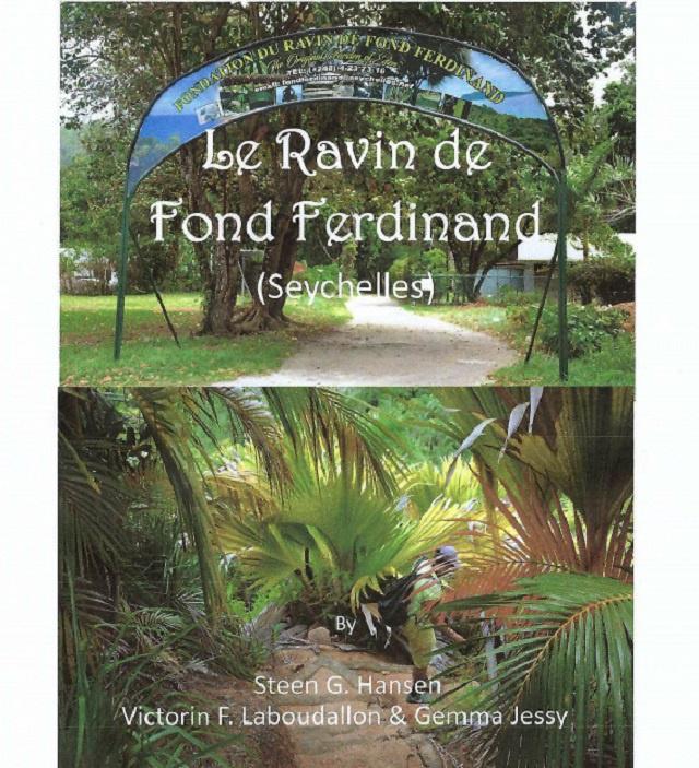 New book explores history, fauna of Seychelles' Fond Ferdinand nature reserve