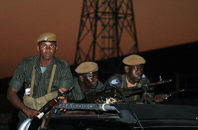 Zambie: l'armée se déploie avant la présidentielle du 12 août