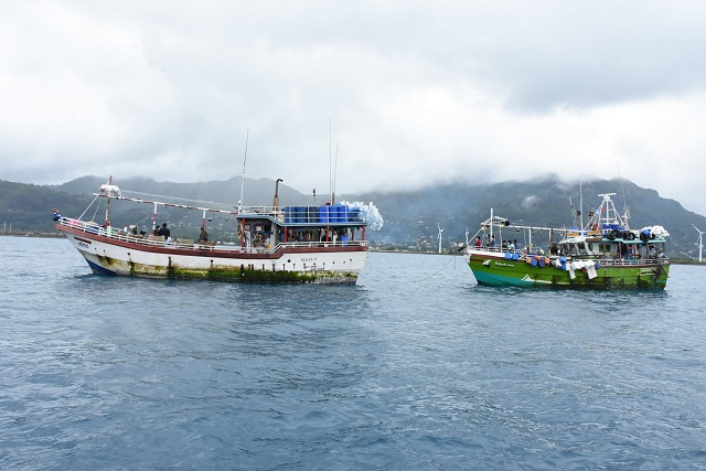 Huge fine for illegal fishing signals new era of enforcement, Seychelles Fishing Authority says
