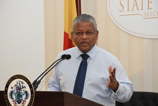 Le Président des Seychelles : les vaccins Pfizer vont arriver ; les chiffres du tourisme reviennent à la normale