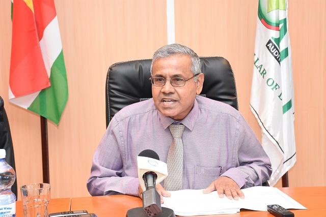 Le bureau de l'auditeur général des Seychelles en tête du classement de la Banque mondiale