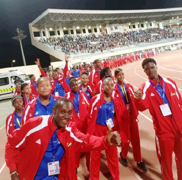 Indian Ocean youth and sport Games delayed until December 2022 due to COVID-19