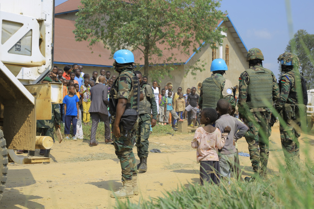 DRCongo army says it has taken strongholds of rebel coalition