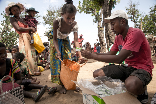 Madagascar renews MSF access to famine-hit south