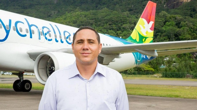 SNA interview: An experienced Seychellois assumes the top role at Air Seychelles