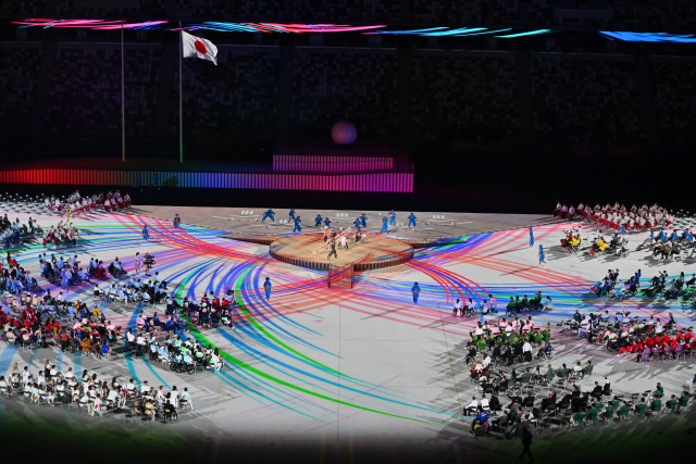 Tokyo Paralympics open after year's virus delay