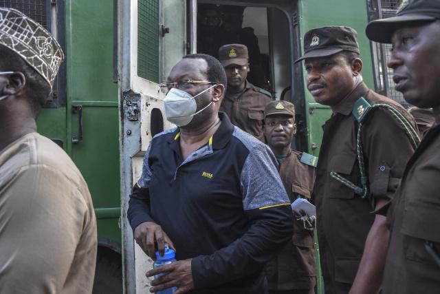 Three police, security guard killed in Tanzania shooting