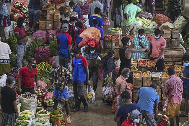 Le Sri Lanka déclare l'état d'urgence alimentaire, la crise économique s'accentue