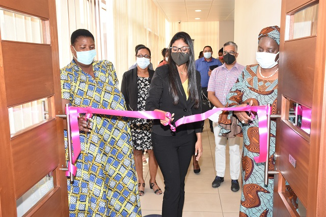 Opening of COMESA trade office gives Seychellois women a business boost