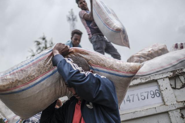 Tigray crisis 'set to worsen dramatically', UN warns