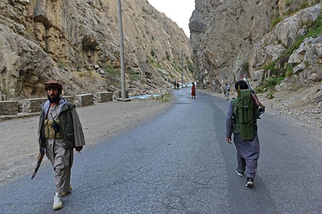 Afghanistan: les talibans disent avoir pris le contrôle de la vallée du Panchir