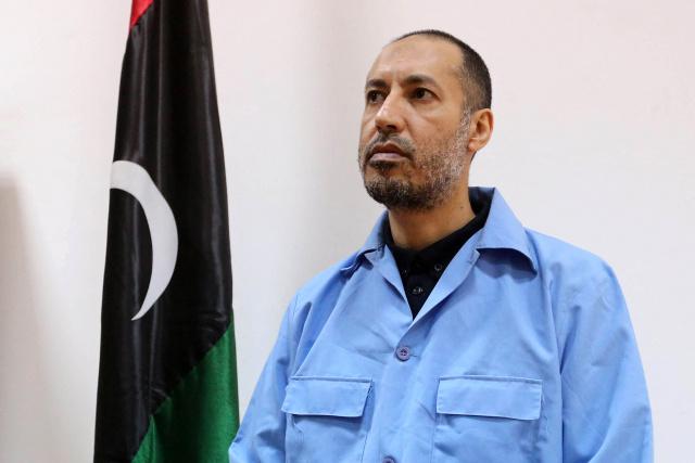 Libyan dictator's son Saadi Kadhafi freed from jail