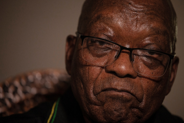 Parole for S.Africa's Zuma ahead of graft trial angers opposition