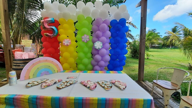 Balloon ban takes effect in Seychelles; party shops left with surplus