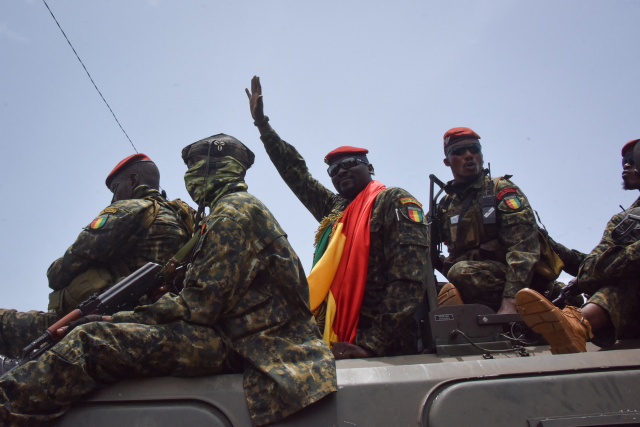 ECOWAS mission heading to Guinea after coup