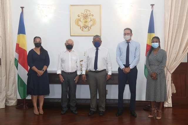 Council members of Anti-Corruption Commission of Seychelles appointed