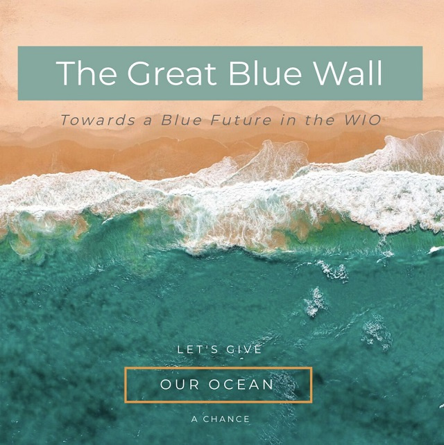 Great Blue Wall Initiative to accelerate the blue economy in region including Seychelles