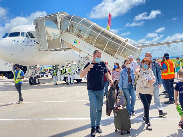 Seychelles re-opens doors to travellers from South Africa