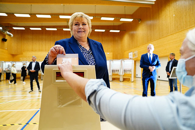 La Norvège aux urnes dans un scrutin dominé par son avenir pétrolier