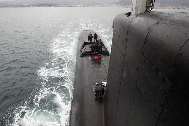 """Contrat de sous-marins australiens: """"grande déception"""" du français Naval Group"""