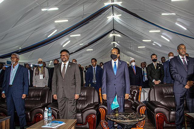 Somalie: les chefs régionaux appellent aux discussions entre le président et le Premier ministre