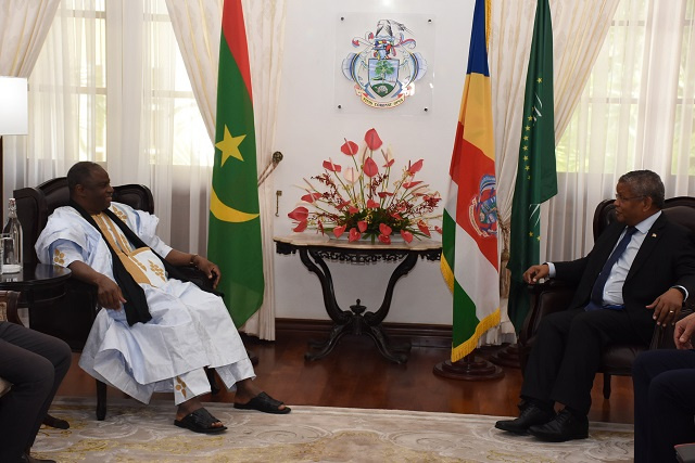 Seychelles, Mauritania to work together in fisheries sector, new ambassador says