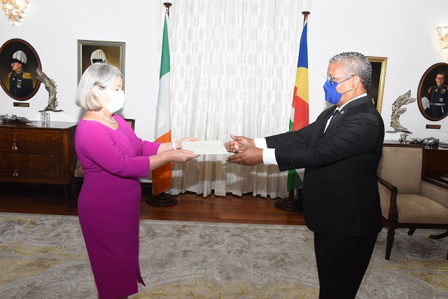 Ireland, Belgium post new ambassadors to Seychelles, opening door for climate action, education