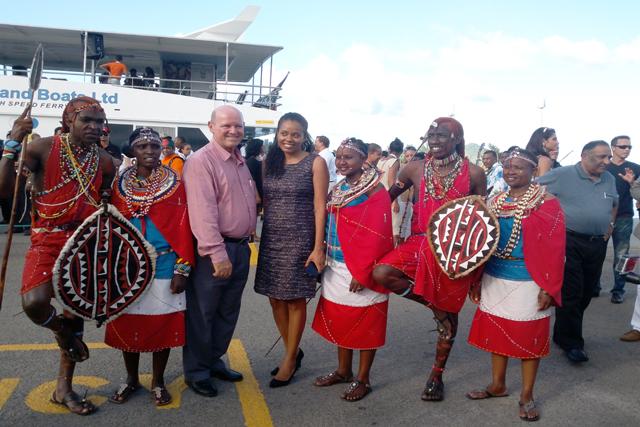 Couleurs tropiques et vibrations magiques pour le carnaval des seychelles seychelles news agency - Office de tourisme des seychelles ...