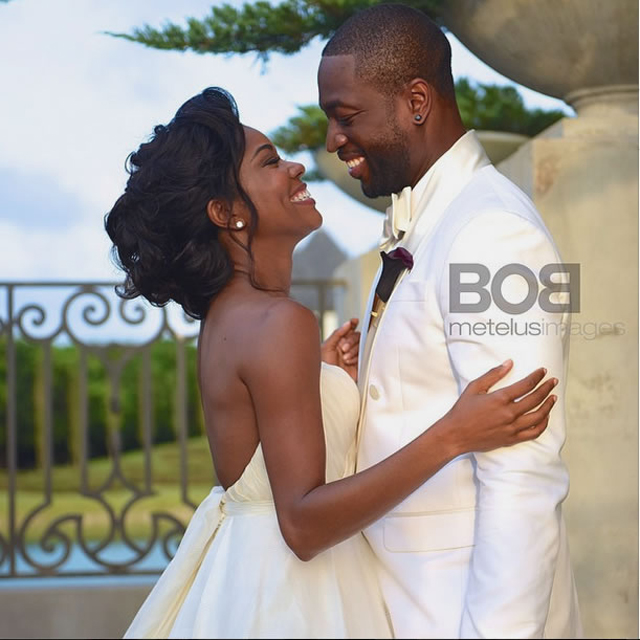 A Union made in paradise! American actress Gabrielle Union says