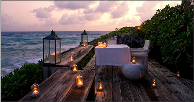 a fairytale ending george clooney whisks new bride away to honeymoon in seychelles. Black Bedroom Furniture Sets. Home Design Ideas