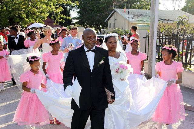 Saying 'I Do' In Seychelles