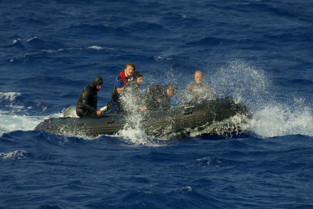 Expert describes southern Indian Ocean as a cauldron of foam and ...