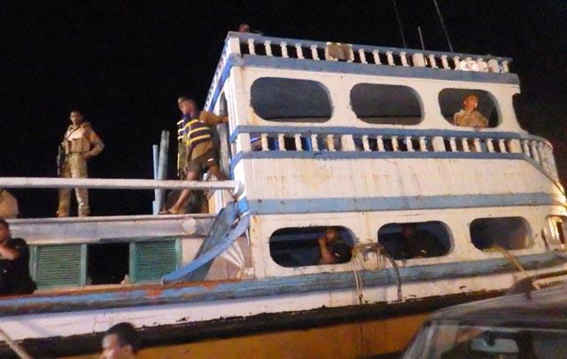 Drogue : grosse saisie sur un bateau iranien aux Seychelles